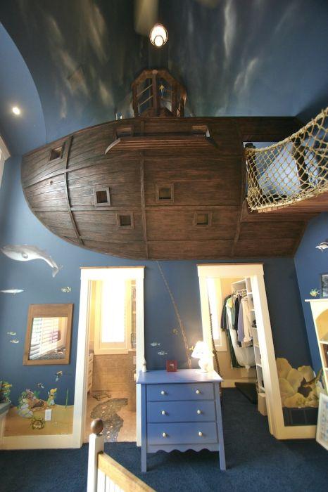 気分はまるで海賊船の船長の写真1