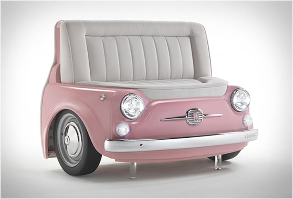 Fiat 500 Furniture